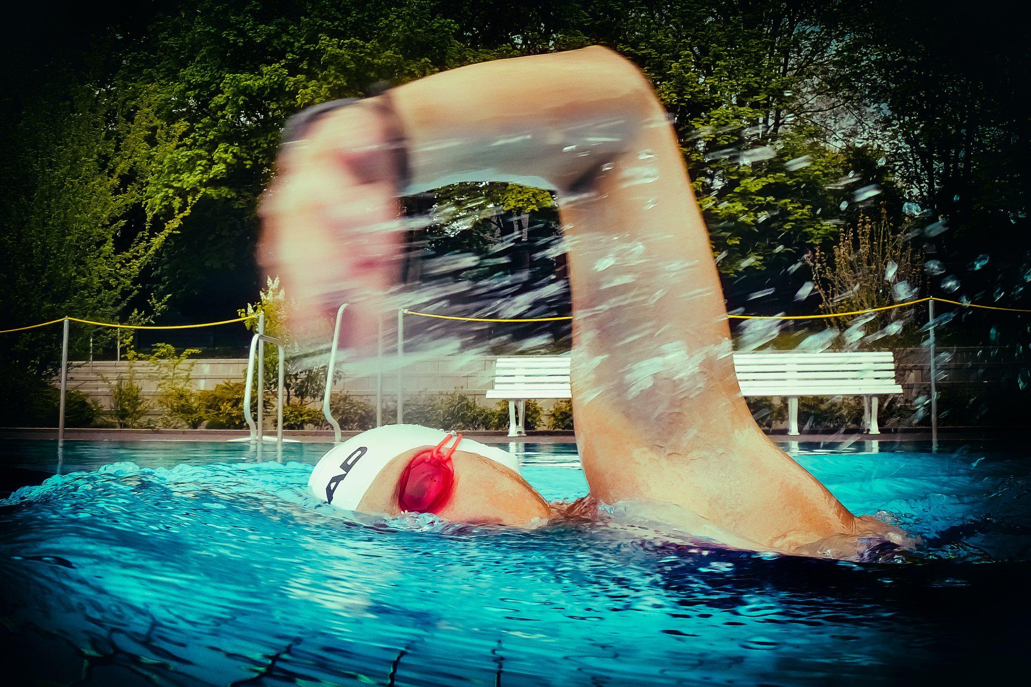 Open Water Ultraswimmer